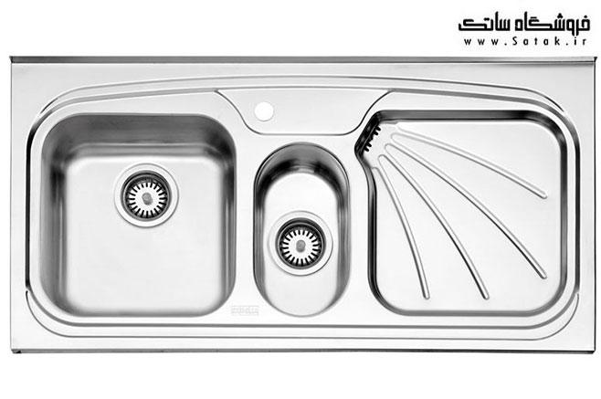 سینک 610 استیل البرز