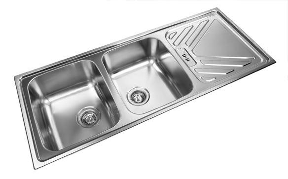 سینک ظرفشویی خارجی