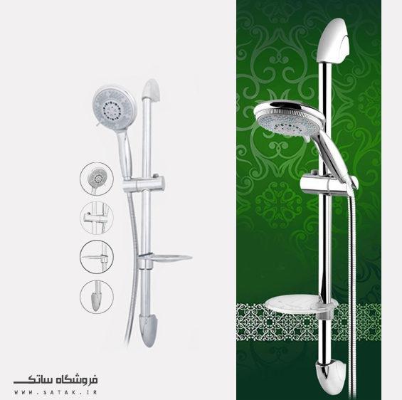 علم دوش حمام