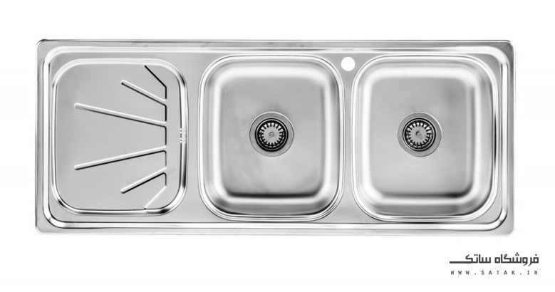 سینک ظرفشویی 512 بیمکث