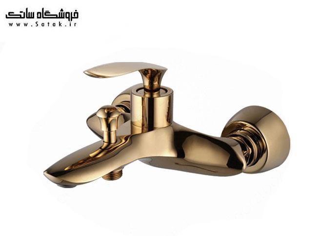 شیر حمام الگانت طلایی اوج