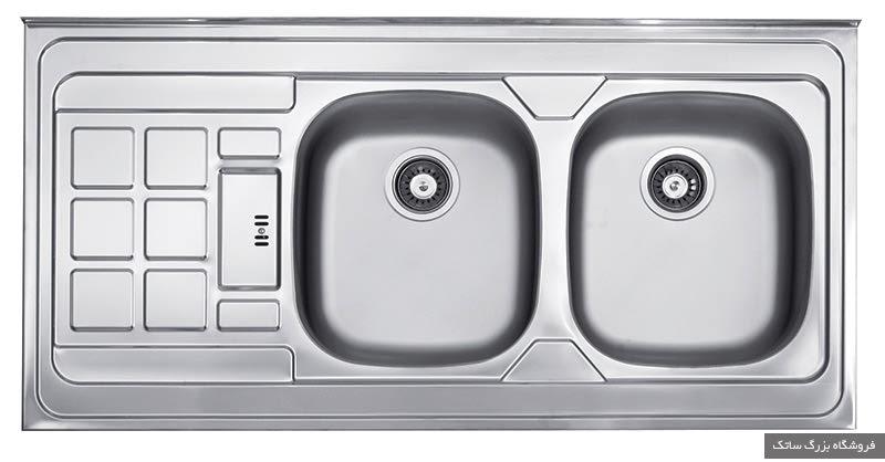 سینک ظرفشویی 315 کن