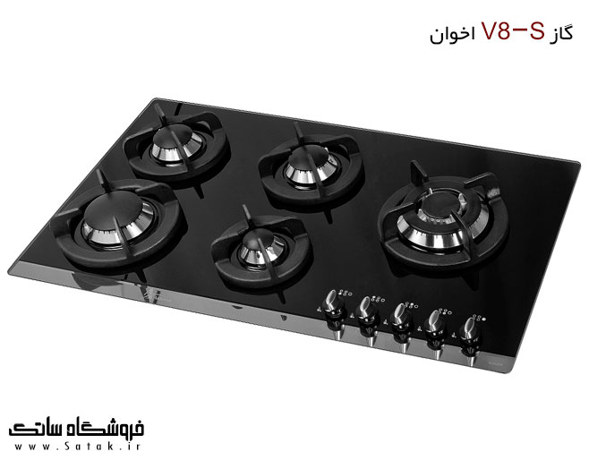 گاز صفحه ای اخوان مدل ونوس 8S