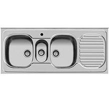 سینک اخوان مدل 33 روکار