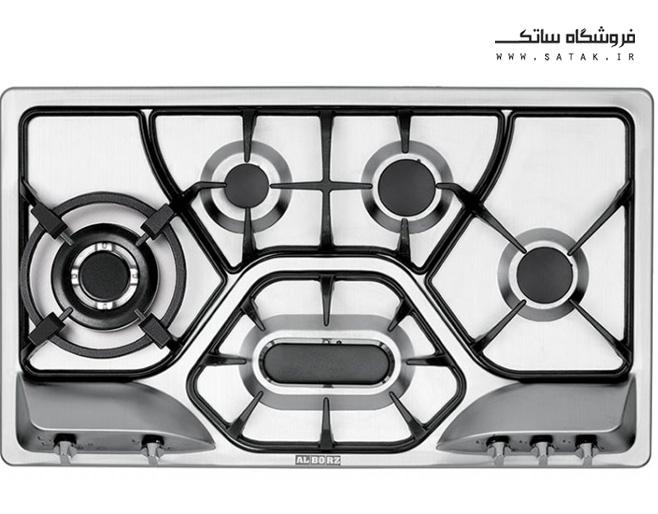 گاز استیل البرز s5908