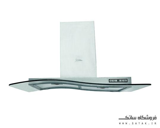 هود اخوان مدل h22 شومینه ای