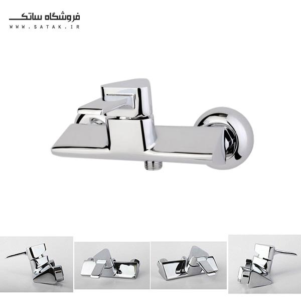 شیر توالت راسان مدل سایه