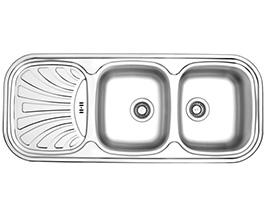سینک فرامکو مدل 23 توکار