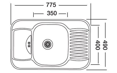 سینک مدل 16 فرامکو