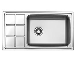 سینک فرامکو مدل 44 توکار