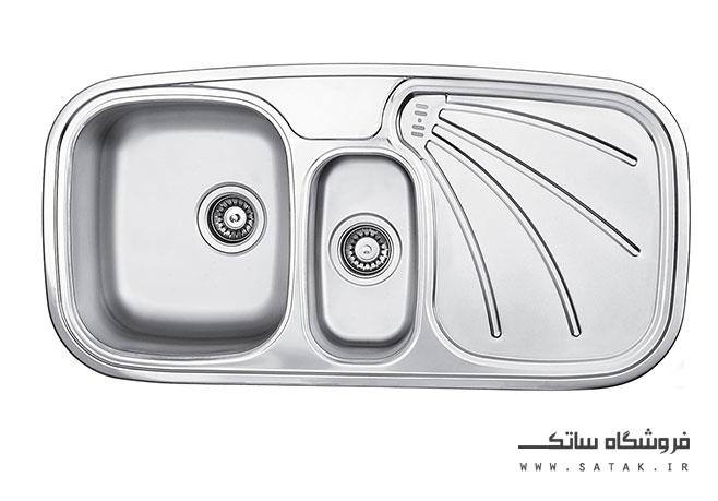 سینک آشپزخانه لتو مدل Tx 14