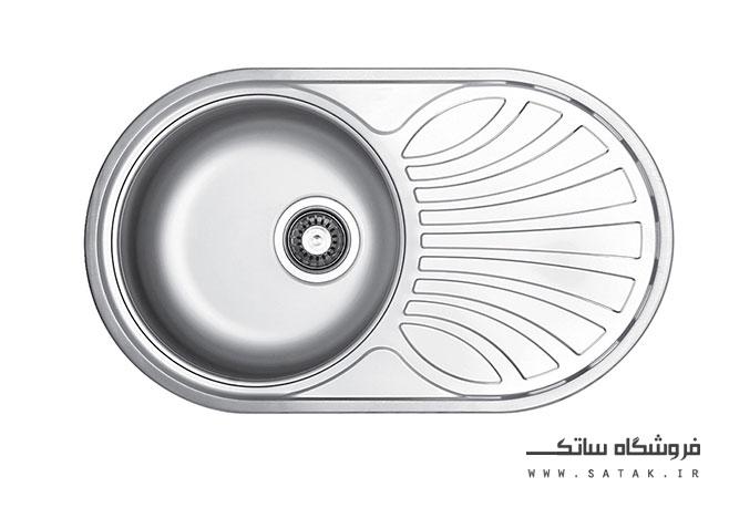 سینک ظرفشویی لتو مدل tx 25