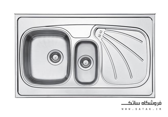 سینک روکار لتو مدل TL 10
