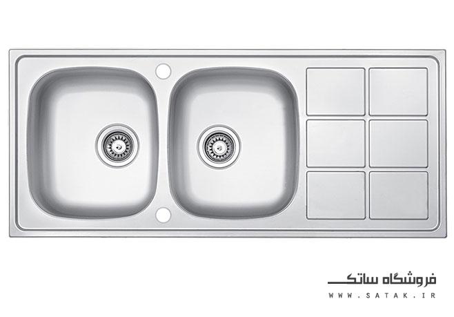 سینک ظرفشویی لتو مدل Tx 38