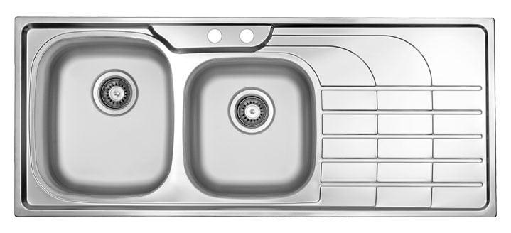 سینک ظرفشویی لتو مدل TX 40