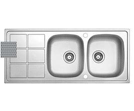 سینک آشپزخانه لتو مدل TX 39