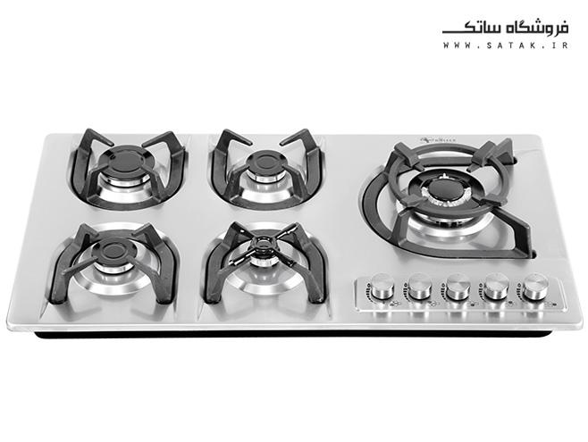 گاز آشپزخانه داتیس مدل 512