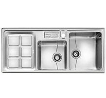 سینک ظرفشویی آشپزخانه اخوان