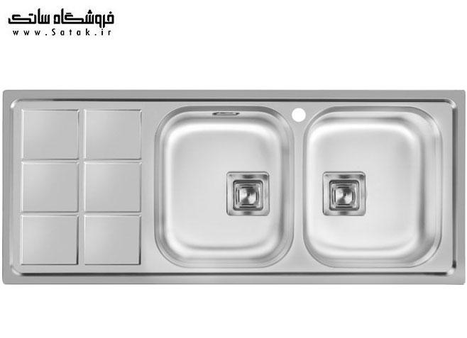 سینک ظرفشویی اخوان مدل 500s