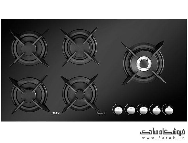 گاز صفحه ای الکس مدل GKD2065