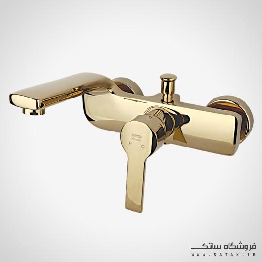 شیر حمام طلایی دنیس راسان
