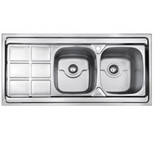 سینک بیمکث مدل 914 استیل