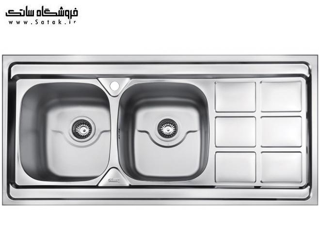 سینک بیمکث مدل 914 روکار