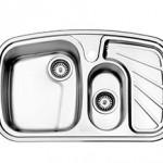 سینک توکار استیل البرز مدل 608