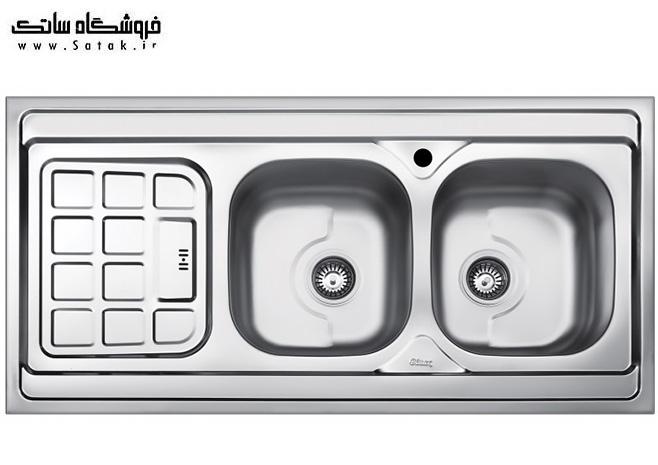 سینک ظرفشویی بیمکث مدل 510