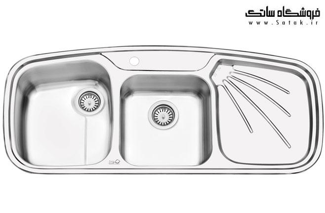 سینک ظرفشویی 2013 ایلیا استیل
