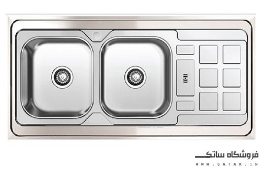 سینک ظرفشویی 919 بیمکث روکار
