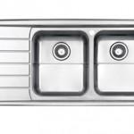 سینک روکار استیل البرز مدل 735