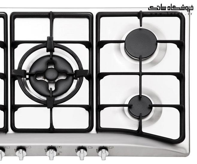 گاز آشپزخانه ایلیا استیل مدل S 501