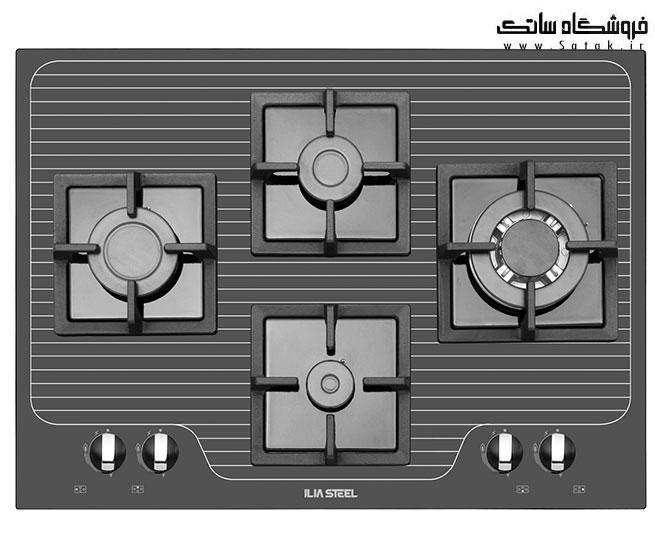 گاز صفحه ای ایلیا استیل مدل G 415
