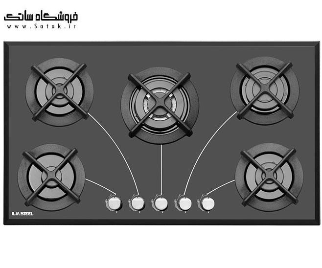 گاز صفحه ای ایلیا استیل مدل G 502
