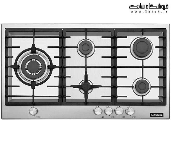 گاز صفحه ای ایلیا استیل مدل 505 S