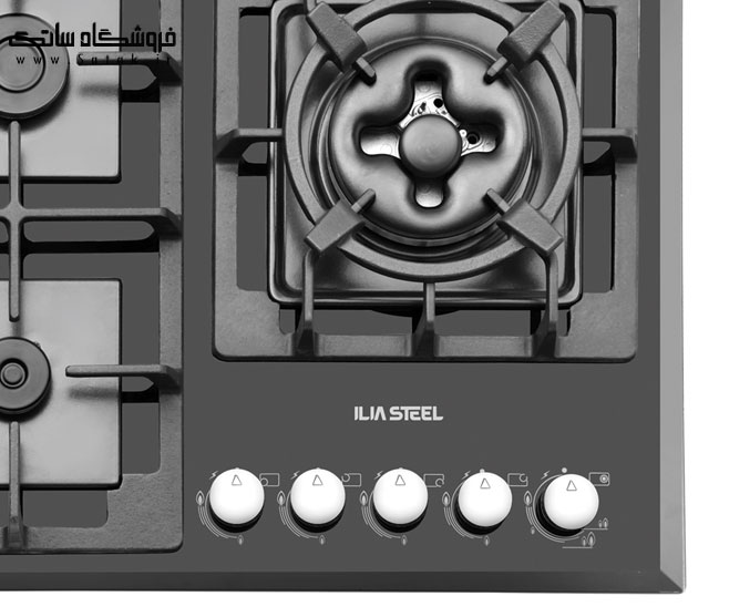 گاز g 501 ایلیا استیل