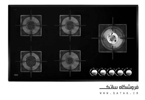 گاز 526 کن شیشه ای