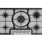 گاز صفحه ای ناب استیل مدل MG-G9526