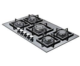 گاز صفحه ای ناب استیل مدل G64 - 1