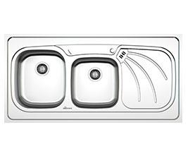 سینک ظرفشویی روکار داتیس مدل D-A 133