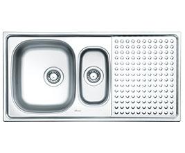 سینک ظرفشویی داتیس مدل D-B 122