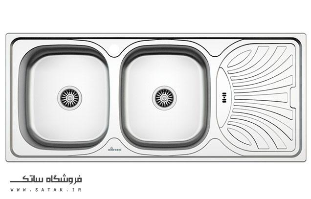 سینک ظرفشویی توکار داتیس مدل D-B 131