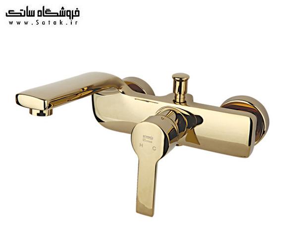شیر حمام دنیس طلایی راسان