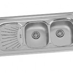 سینک آشپزخانه درسا روکار مدل DS 337