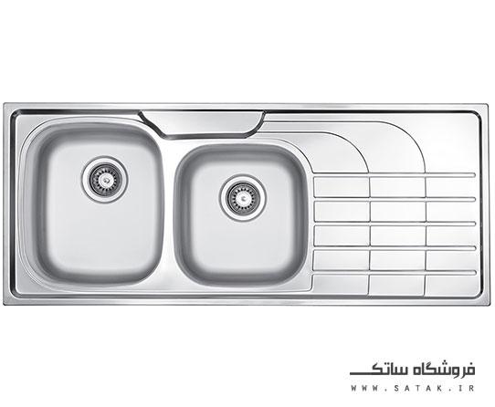 سینک آشپزخانه درسا مدل ds 119
