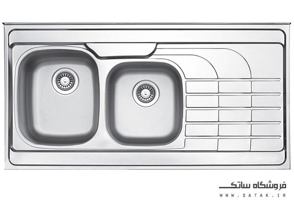 سینک روکار درسا مدل Ds 335