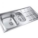 سینک ظرفشویی توکار درسا مدل DS 115