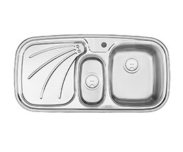 سینک ظرفشویی توکار درسا DS 111