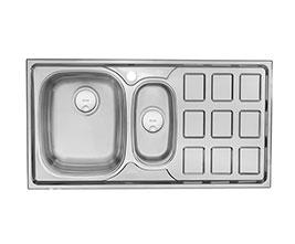 سینک ظرفشویی توکار درسا DS 115